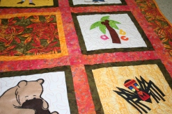 long arm quilter roseville