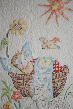 jennifer fiut - embroidered baby quilt 003