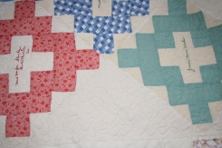 detailed quilting