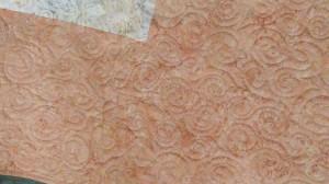 swirl quilting pattern