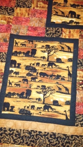 safari machine quilting