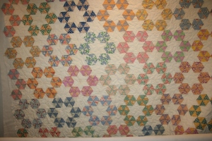 custom quilting stars