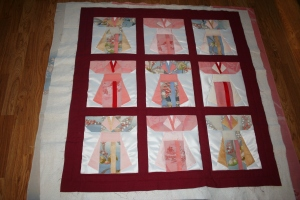 kimono quilt