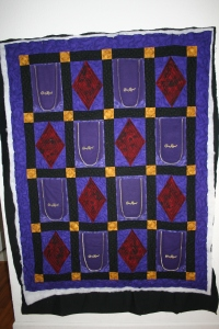 crown royale custom quilting