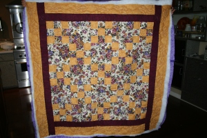 pansy custom quilting