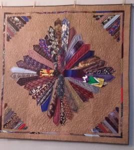 necktie quilt